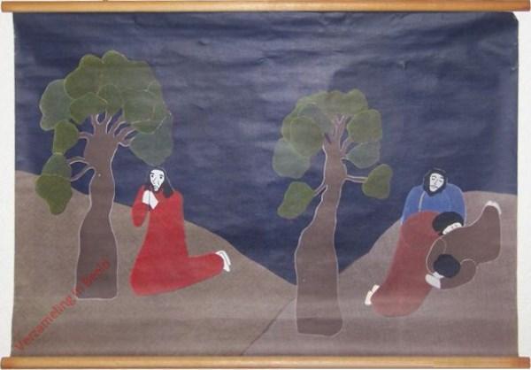 II-7 - Jezus op de Olijfberg